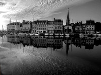 Honfleur at Dawn
