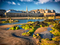 Dawn at St. Malo I