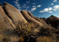 Dawn in the Alabama Hills