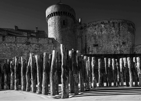 Fortification, St. Malo